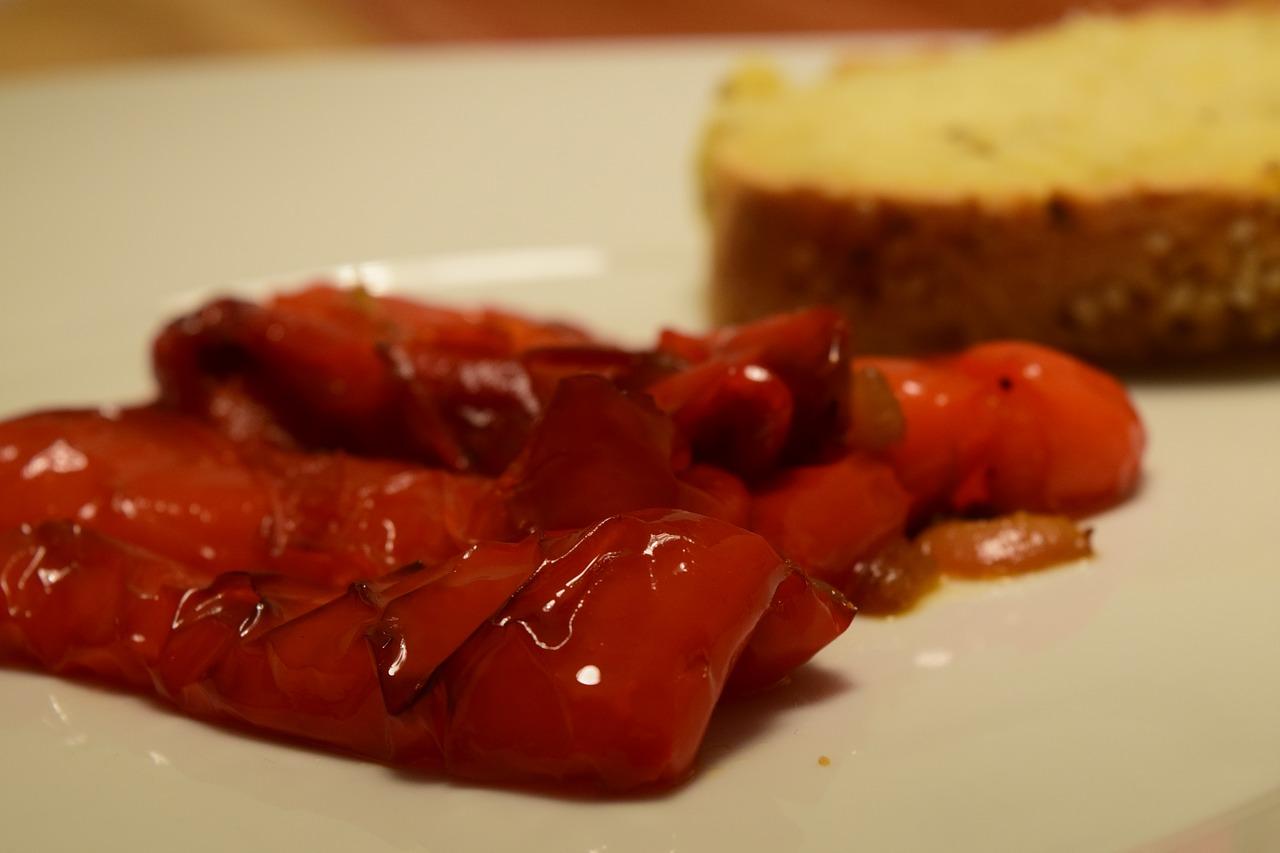 Summertime = BBQ time: geniet van de zachte smaak van geroosterde paprika's