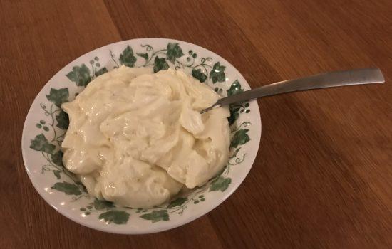Zelfgemaakte mayonaise: superzacht en smakelijk