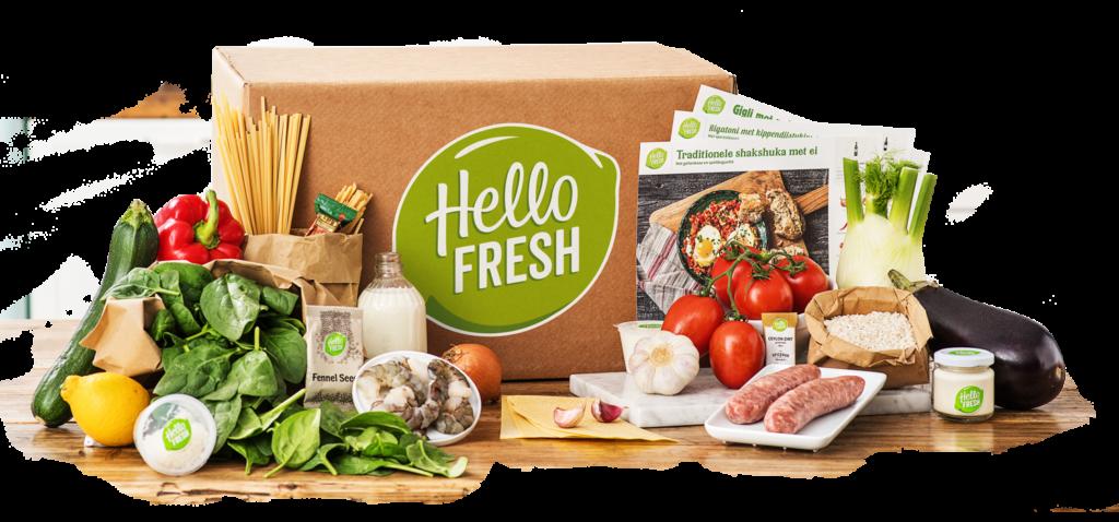 [gesloten] WINACTIE: Maak kans op een HelloFresh maaltijdbox